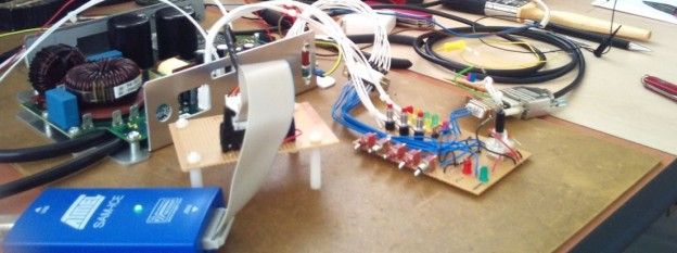 Code development for an embedded motor drive.